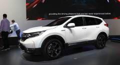 Honda CR-V (2017) - FOTO LIVE