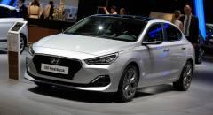 Hyundai i30 Fastback (2017) - FOTO LIVE