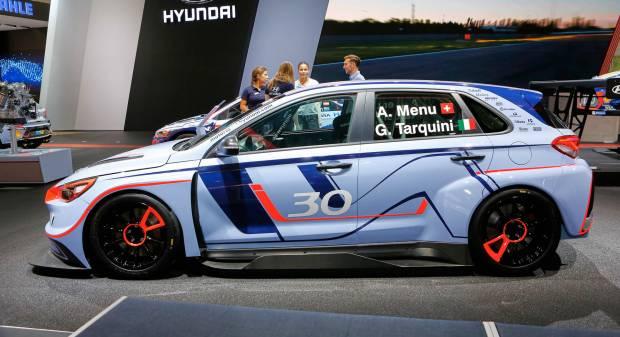 Hyundai i30 N TCR (2017) - FOTO LIVE
