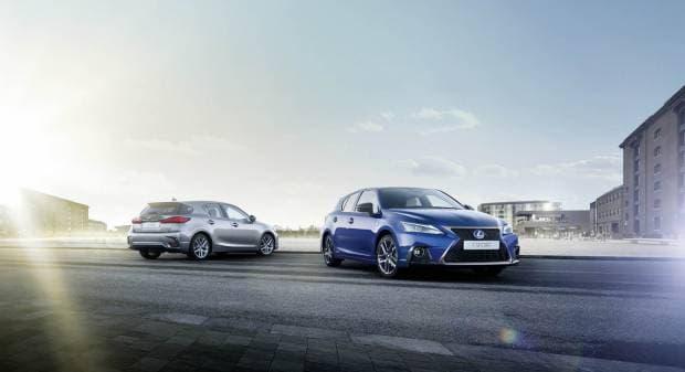 Lexus CT (2017)