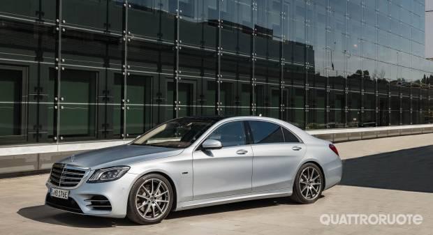 Mercedes-Benz S 560 e (2017)