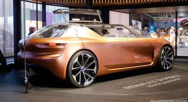 Renault Symbioz Concept (2017) - FOTO LIVE