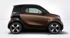 Smart Fortwo Brabus (2017)