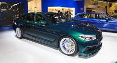 Alpina BMW D5 S (2017) - FOTO LIVE