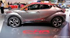 Toyota CH-R Hy Power Concept (2017) - FOTO LIVE