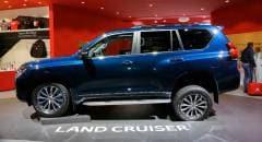 Toyota Land Cruiser (2017) - FOTO LIVE