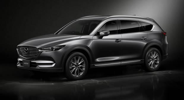 Mazda CX-8 (2017)