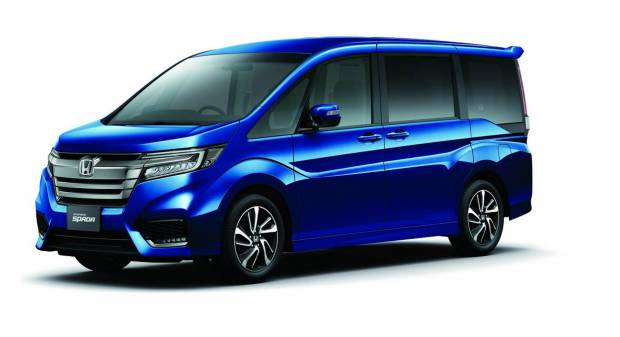 Honda Step WGN (2017)