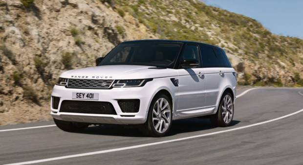 Range Rover Sport PHEV (2017)