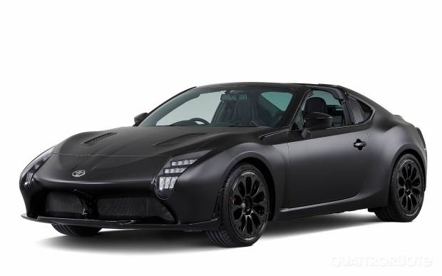 Toyota GR HV Sport Concept (2017)