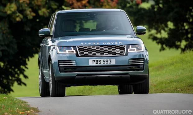 Land Rover Range Rover (2017)
