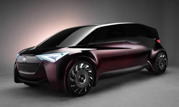 Toyota Fine Comfort Concept (2017)