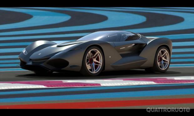 IsoRivolta Vision Gran Turismo Zagato (2017)
