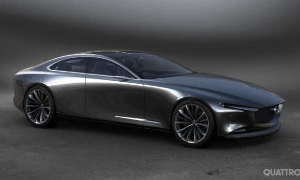 Mazda Vision Coupé Concept (2017)