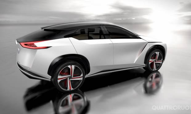 Nissan IMx (2017)
