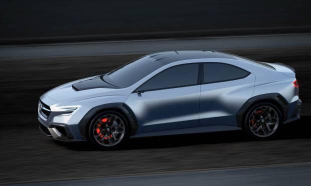 Subaru Viziv Performance Concept (2017)