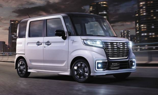 Suzuki Spacia Concept (2017)