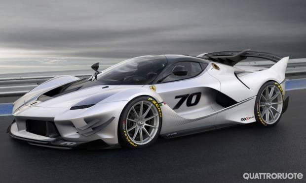 Ferrari FXX-K Evo (2017)