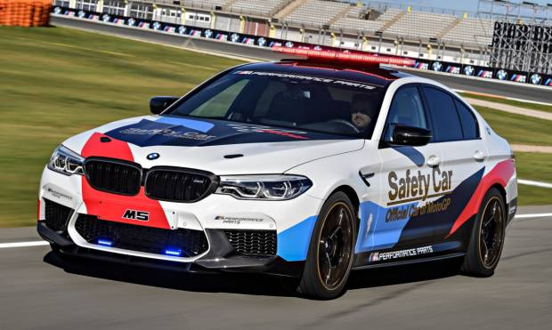 BMW M5 Safety Car MotoGP (2017)