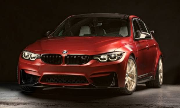 BMW M3 30 Years American Edition (2017)