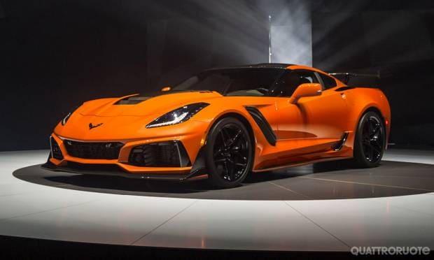 Corvette ZR1 (2017)