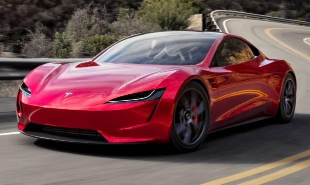 Tesla Roadster (2017)
