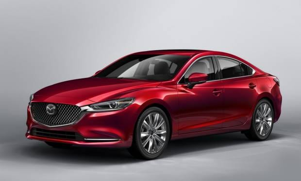 Mazda6 (2017)