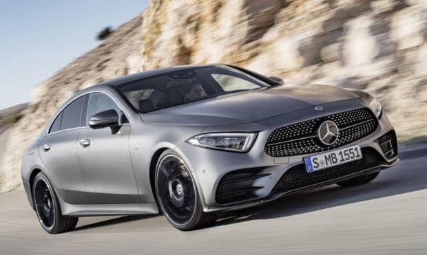 Mercedes-Benz CLS (2017)