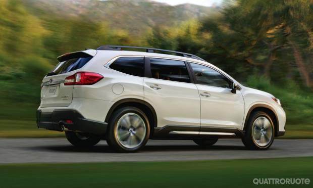Subaru Ascent (2017)