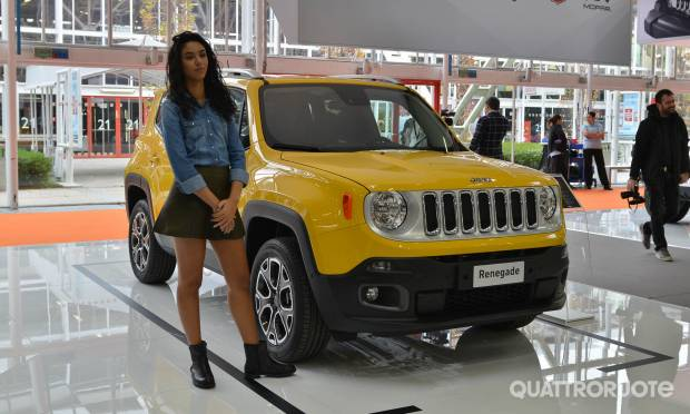 Jeep al Motor Show (2017)