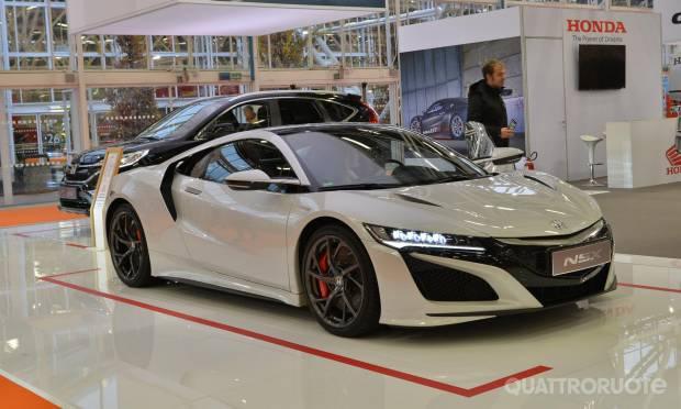 Honda al Motor Show (2017)