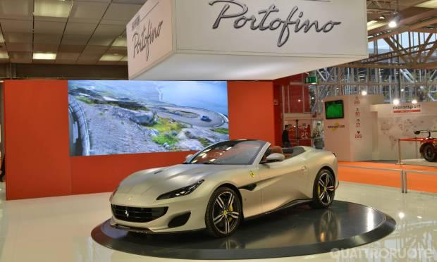 La Ferrari al Motor Show (2017)