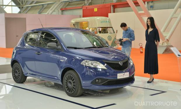 Lancia al Motor Show (2017)