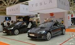 Tesla al Motor Show di Bologna (2017)
