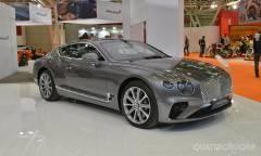 Bentley al Motor Show (2017)