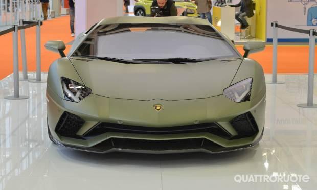 Lamborghini al Motor Show (2017)