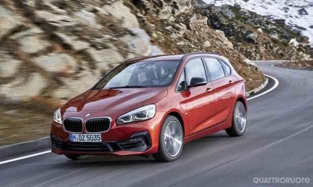 BMW Serie 2 Active Torurer (2018)