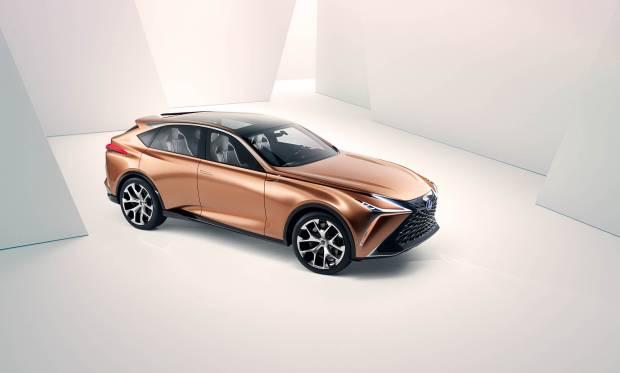Lexus LF-1 Limitless Concept (2018)