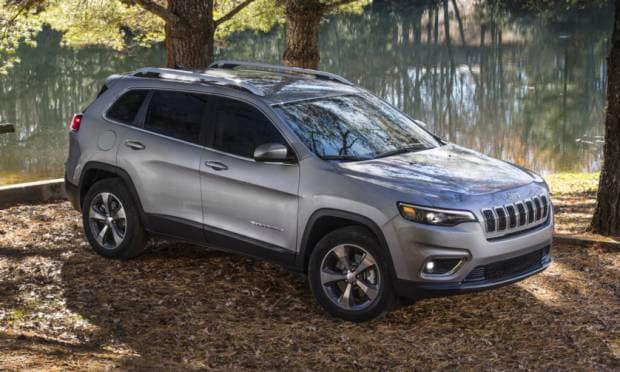 Jeep Cherokee Usa (2018)