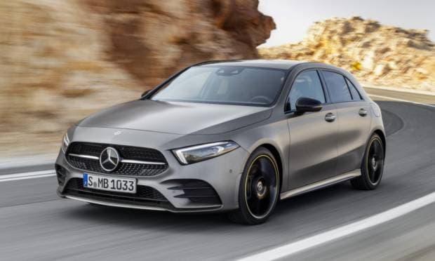 Mercedes-Benz Classe A (2018)