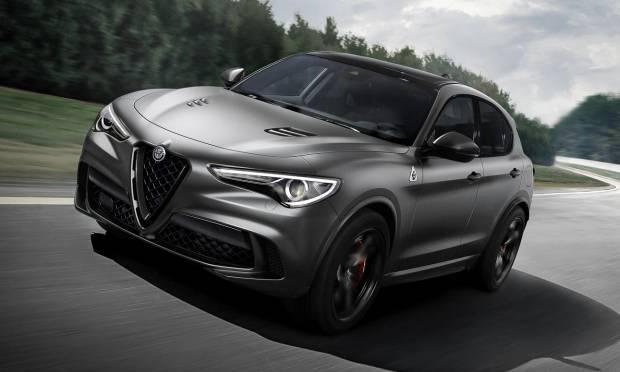 Alfa Romeo Stelvio Quadrifoglio Nürburgring Edition (2018)