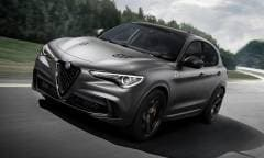 Alfa Romeo Stelvio Quadrifoglio NRing (2018)