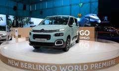 Citroën Berlingo (2018) - FOTO LIVE