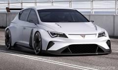 Cupra e-Racer (2018)