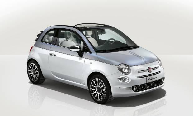 Fiat 500 Collezione (2018)