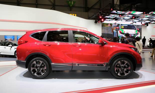 Honda CR-V (2018) - FOTO LIVE