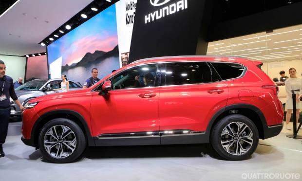 Hyundai Santa Fe (2018) - FOTO LIVE