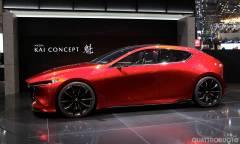 Mazda Kai Concept (2018) - FOTO LIVE