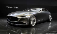 Mazda Vision Coupé (2018) - FOTO LIVE