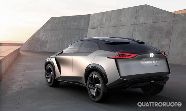 Nissan IMx Kuro Concept (2018)